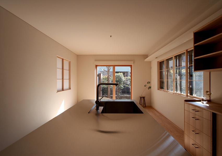 北烏山の家-1